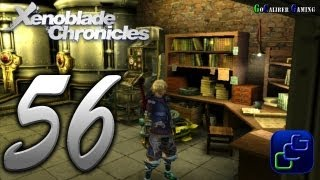 Xenoblade Chronicles Walkthrough - Part 56 - Colony 9 and Tephra Cave Quest