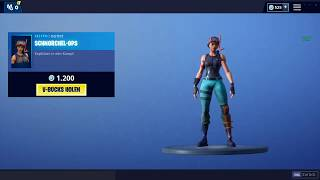 Fortnite Shop 3.4.19 | Red Knight and Snorkel OPS Skins!