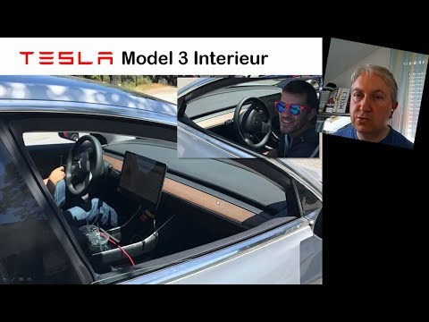VLog 017: Model 3 Interieur, e-Golf und Plugin-Hybriden (KW2017/22)