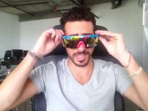 Neff Broadie Sunglasses Review - YouTube b5b6d2cddd