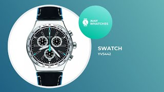 Slick Swatch YVS442 Watches for Men Features, Detailed 360°, Prices