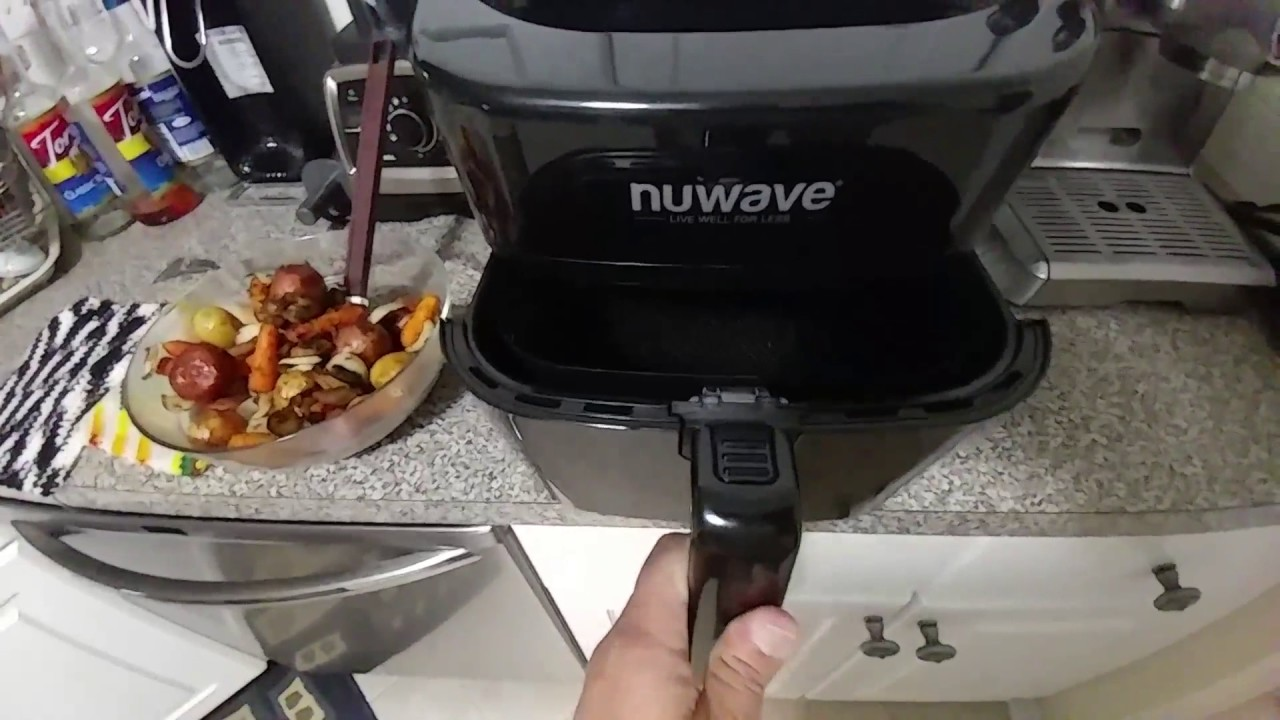 NuWave Brio 6 Quart Air Fryer