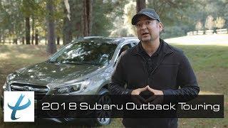 2018 Subaru Outback Touring Review