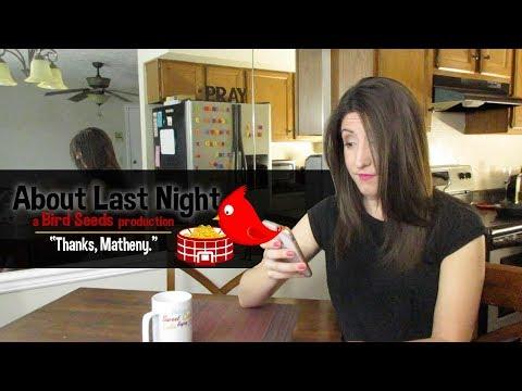 About Last Night: Thanks, Matheny