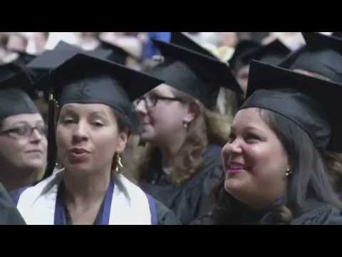 MWCC's 2016 Commencement Ceremony