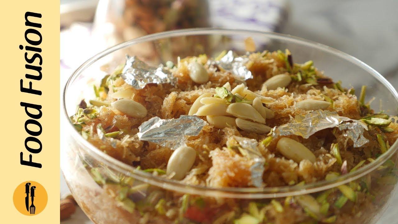 Khoya Seviyan recipe By Food Fusion