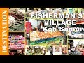 Koh Samui attractions - Fisherman's Village Night Market - Thai Street food