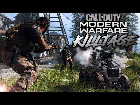 Call Of Duty Modern Warfare Kill montage!