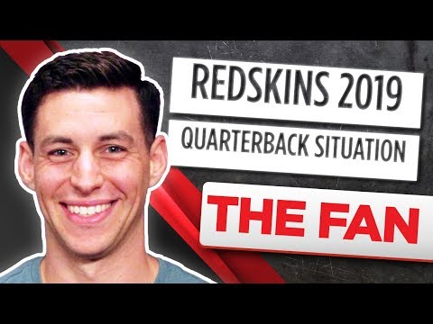 Can Redskins Have Success with Colt McCoy as the Starting QB in 2019?