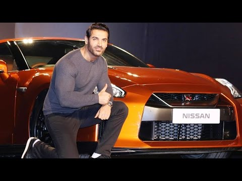 Nissan GT-R Launched In India At Price Rs. 1.99 Crore By Brand Ambassador John Abraham