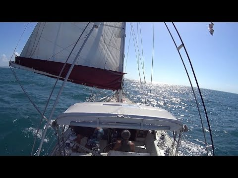 Winch Fail. Northbound Sail. (Sailing SV Sarean) EP. 29