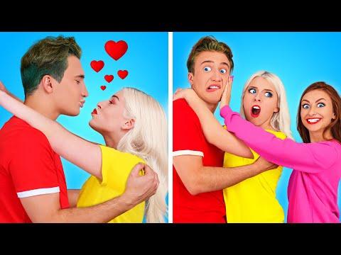 My Boyfriend Vs My Best Friend | Funniest Moments By Multi DO