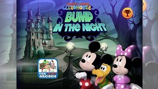 Mickey Mouse Clubhouse: Bump In The Night - Get to the Bottom of the Noises (Disney Games)