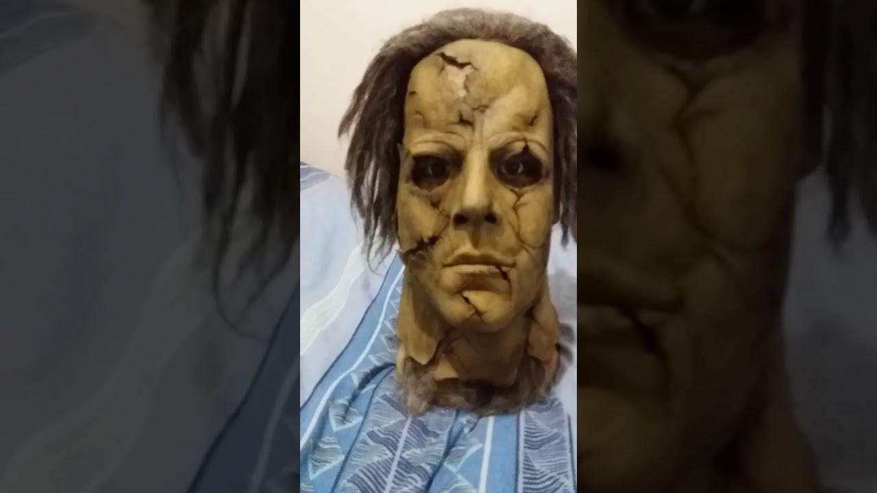 Halloween 2 Rob Zombie Mask.Halloween 2 Rob Zombie Mask