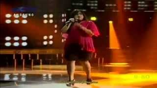 Shena Malsiana-Maafkan Aku New Single 2013(Courtesy Of X Factor RCTI)