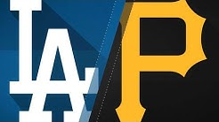 Pirates' offense erupts in wild 11-9 victory: 6/6/18