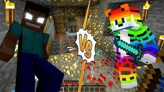 Lanetlİ Maden !?!  Lanetlendİk  Minecraft Maden Challenge W Minelord