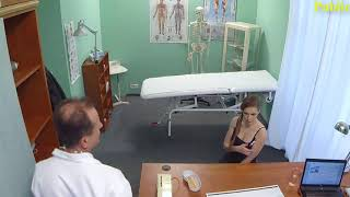 Physical Exam ep 112__Alexis Crystal She wants a heart check