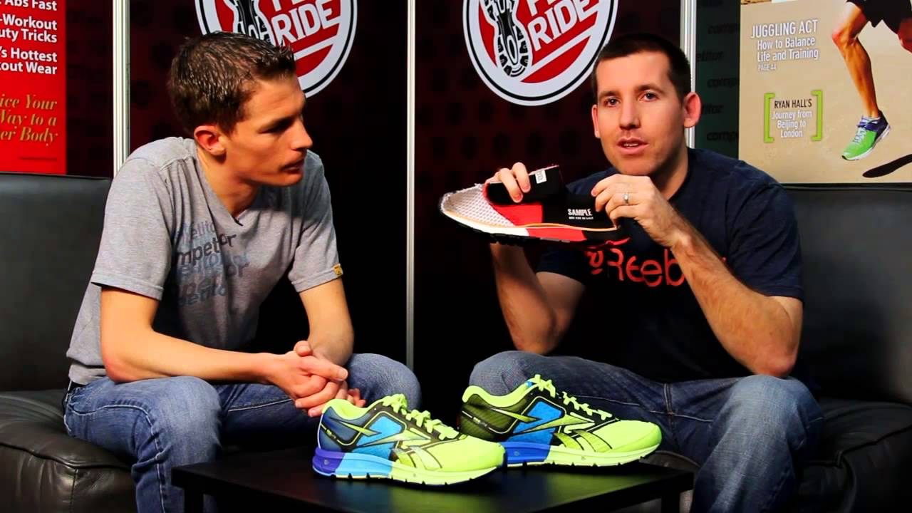 Youtube Series Cushion One Talk Reebok Shoe RwqU8U