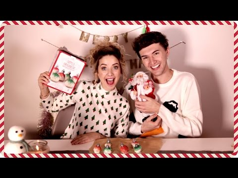 Thumbnail: Disastrous Brownie Baubles with Mark | Zoella