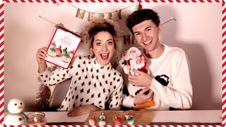 Disastrous Brownie Baubles with Mark | Zoella