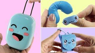 4 DIY Ideas Easy  to do for Barbie Dolls - DIY Miniature