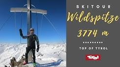 Wildspitze 3774m | Skitour von Vent (Ötztal) auf das Dach Tirols | Mitterkarjoch