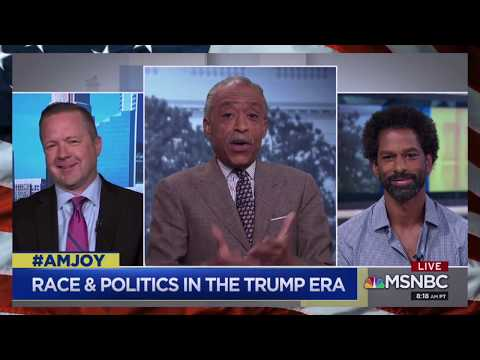 "Al Sharpton DESTR0YS Corey Stewart - AGAIN, ""You Can't Name EVEN ONE Black Person That Supports You"""