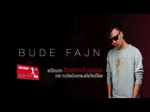 ADiss - BUDE FAJN《REDCARD AUDIO》