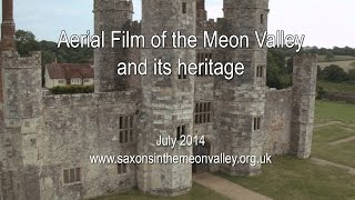 Aerial Film of the Meon Valley and its Heritage - Promotional Video