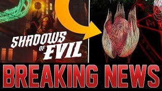 SHADOWS OF EVIL COCOON EASTER EGG FOUND IN MAP!  MOON TEXTURE IN BLACK OPS 3 DISCOVERED & EXPLAINED!
