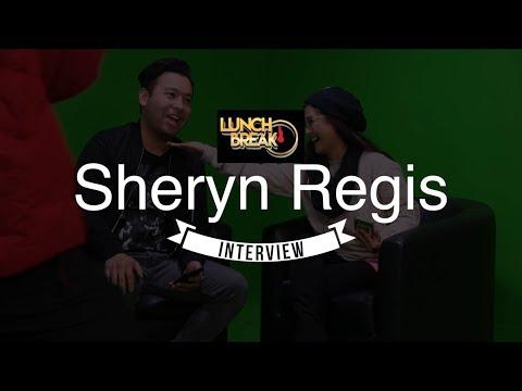 LUNCH BREAK RADIO Sheryn Regis interview