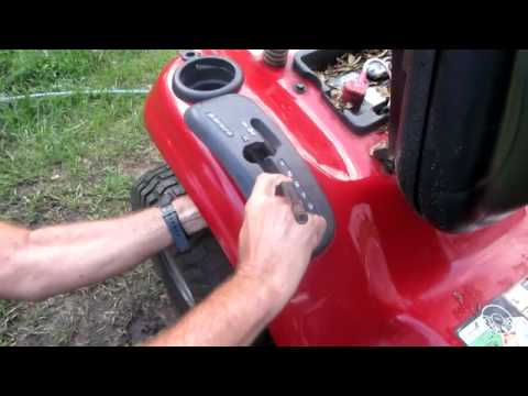 Bolens Lawn Tractor Wiring Diagram Riding Mower Will Not Go In Reverse Quick Fix Youtube