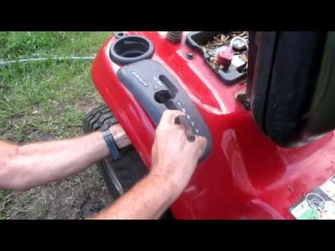 Toro Zero Turn Wiring Diagram Riding Mower Will Not Go In Reverse Quick Fix Youtube