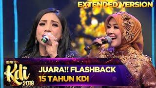 JUARA! Flashback 15 Tahun KDI bersama Siti dan Gita KDI - Road To KDI 2019 (24/6) PART 2