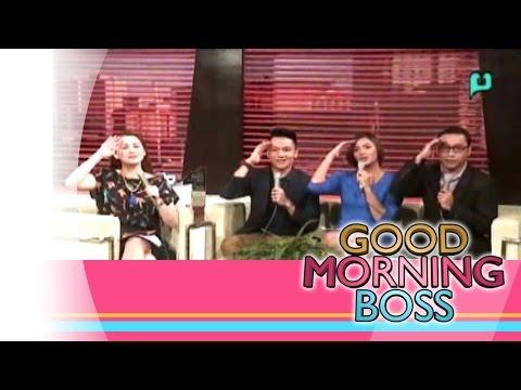 [Good Morning Boss] #TekaMoment [05|12|15]