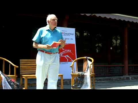 TEDx Great Wall - Alan Babington Smith Homer.avi