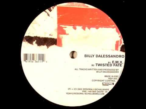 Billy Dalessandro - Dark Matter