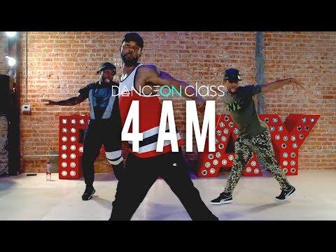 2 Chainz - 4 AM | John SIlver Choreography | DanceOn Class