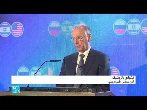 أمين مجلس الأمن الروسي يدافع عن إيران في إسرائيل!!  - نشر قبل 7 دقيقة