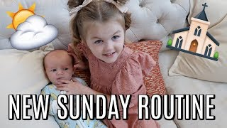 NEW SUNDAY MORNING ROUTINE AND SCHOOL NIGHT PREP | Tara Henderson