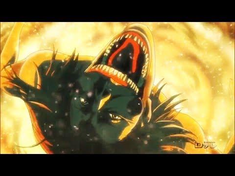 Smiling Titan Revealed - Attack On Titan Season 3 Part 2 Episode 8