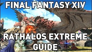 "FFXIV: Rathalos (Extreme) ""Guide"""