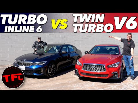 0-60-mph-buddy-review:-can-the-less-powerful-bmw-m340i-keep-up-with-the-400-hp-infiniti-q50s!?