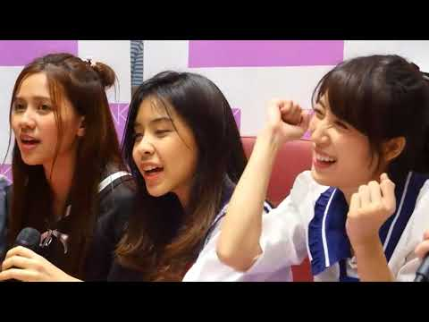 170922 BNK48 Digital  Studio Charalines  FIGHTO SanQ Band