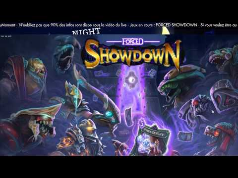 Night Owl - FORCED SHOWDOWN