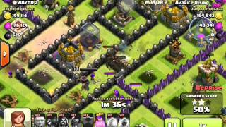 Epic Raids from Avarice Rising - Clash of Clans