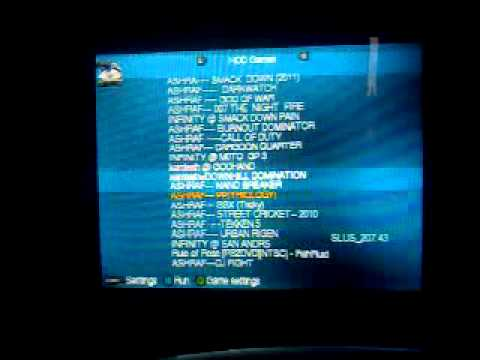 open ps2 loader 0.8.elf