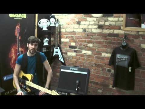 Fender Bass Breaker 15 Demo Ft. Ben Healey @ Steve's Music TO