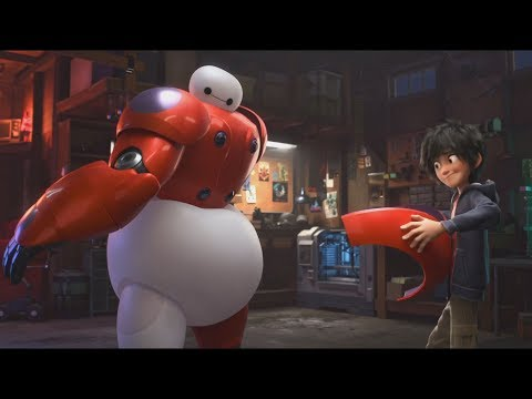 Big Hero 6  -   Best Scenes